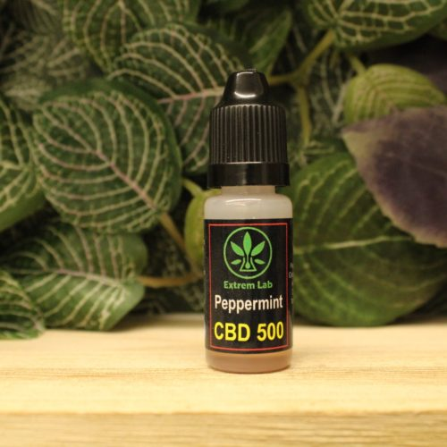 E-liquide peppermint